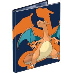 Portfolio A5 4 cases - Dracaufeu - Pokémon