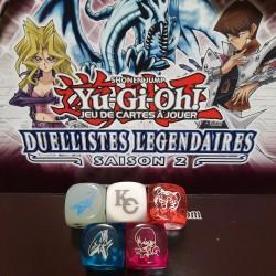 Dé officiel Yu-Gi-Oh! Duellistes Légendaires Saison 2