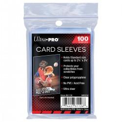 100 Protège-cartes souples