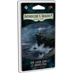 Lueur dans le Brouillard - La Conspiration d'Innsmouth - Horreur à Arkham : Le Jeu de Cartes