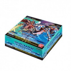 Release Special Booster Ver1.5 (anglais) - DIGIMON CARD GAME (27/11/2020)