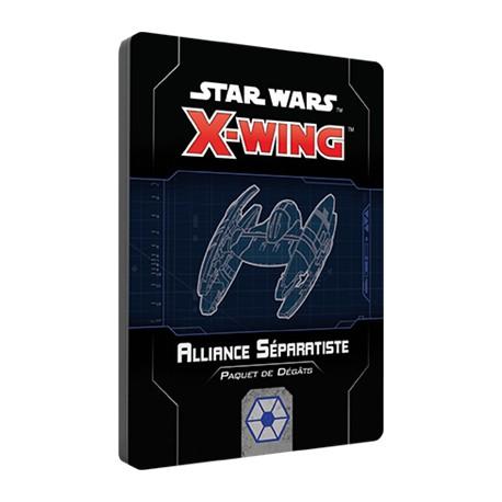 Paquet Dégâts Alliance Séparatiste - X-Wing 2.0