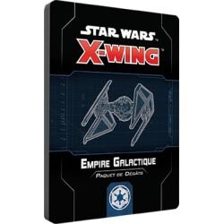 Paquet Dégâts Empire Galactique - X-Wing 2.0