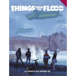 La France des Années 90 - Things from the Flood