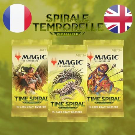 Booster Spirale Temporelle Remastered