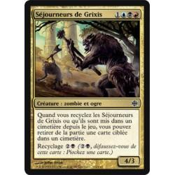 Or - Sejourneurs de Grixis (C)