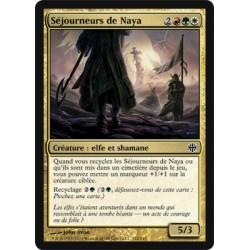 Or - Sejourneurs de Naya (C)