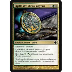 Or - Sigille des Dieux Nayens (C)
