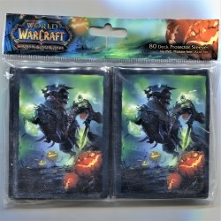 World of Warcraft Headless Horses - 80 protège-cartes