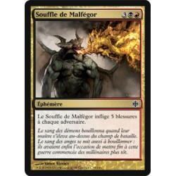 Or - Souffle de Malfégor (C)