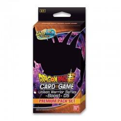 Premium Pack Set Unison Warrior Series - Dragon Ball Super Card Game