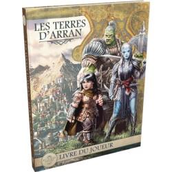 Livre du Joueur - Les Terres d'Arran