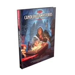 Candlekeep Mysteries (anglais) - Dungeons & Dragons 5edt