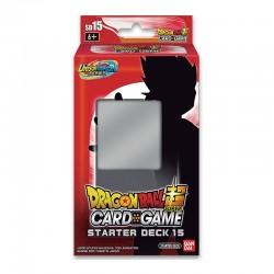 Starter Deck 15 SD15 - Dragon Ball Super Card Game (juin 2021)
