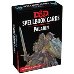 Cartes de sorts Paladin - Dungeons & Dragons 5edt