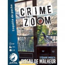 CRIME ZOOM – Oiseau de Malheur