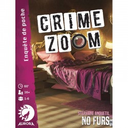 Crime Zoom – No Furs