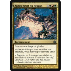 Or - Apaisement du Dragon (U)