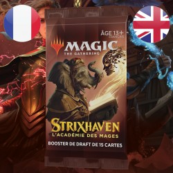Booster DRAFT Strixhaven - Magic The Gathering (23/04/2021)