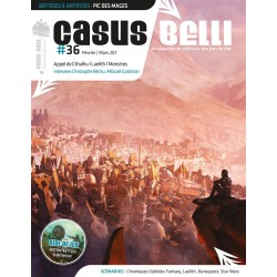 Casus Belli n°36