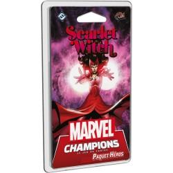 Sorcière Rouge - Paquet Héros - Marvel Champions