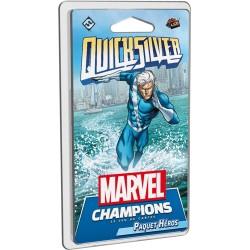 Vif-Argent - Paquet Héros - Marvel Champions