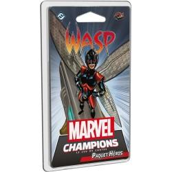 La Guêpe - Paquet Héros - Marvel Champions