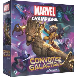 Convoitise Galactique - Extension - Marvel Champions