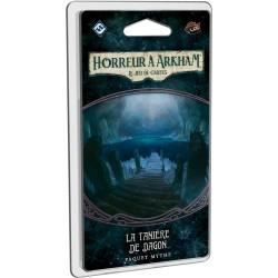 La Tanière de Dagon - La Conspiration d'Innsmouth - Horreur à Arkham : Le Jeu de Cartes