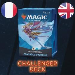 Contrôle d'Azorius - Challenger Deck 2021 - Magic The Gathering