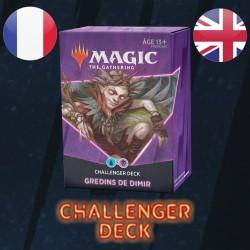 Gredins de Dimir - Challenger Deck 2021 - Magic The Gathering