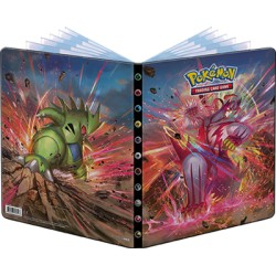 Portfolio A4 9 cases 252 Cartes - EB05 - Pokémon