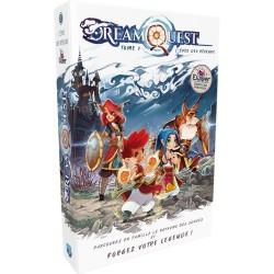 Dream Quest - Tome 1 : L'Epée des Rêveurs (17 mai 2021)