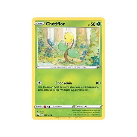 Chétiflor  ●  [EB05] Pokémon