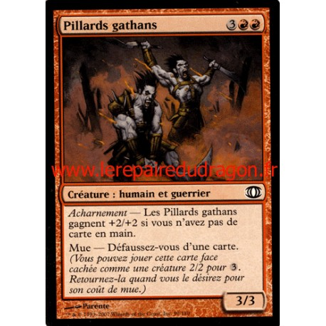 Rouge - Pillards Gathans (C)