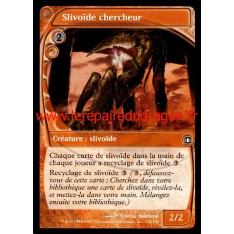 Rouge - Slivoïde Chercheur (C)