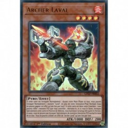 Archer Laval (UR) [GFTP] - Yu-Gi-Oh!