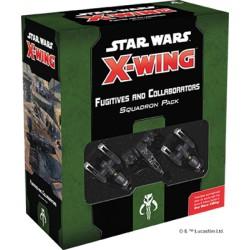 Fugitifs et Collaborateurs - Star Wars X-Wing 2.0