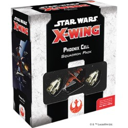 Cellule Phoenix - Star Wars X-Wing 2.0