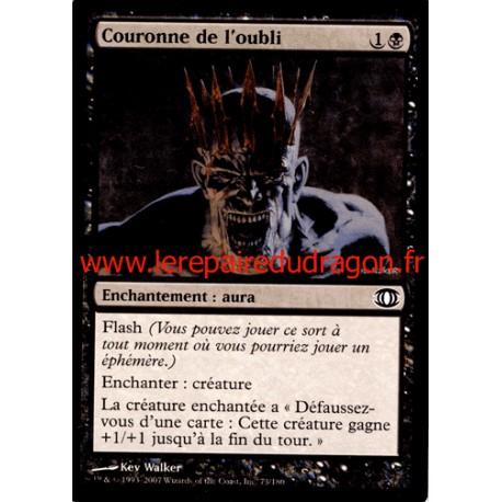Noire - Couronne de l'Oubli (C)