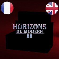 Boite de boosters d'EXTENSION Horizons du Modern 2 - Magic The Gathering (11/06/2021)