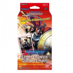 Starter Deck 7 Gallantmon (anglais) - DIGIMON CARD GAME (septembre 2021)