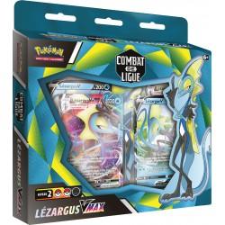 Deck de Combat de Ligue Lézargus-VMAX - Pokémon
