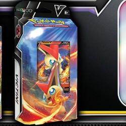 Deck Combat‑V – Victini - Pokémon