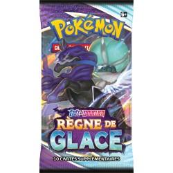 Booster Règne de Glace - Epée et Bouclier - Pokémon