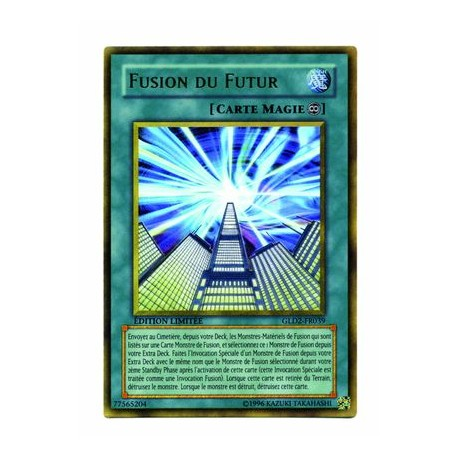 Fusion Du Futur (Gold)