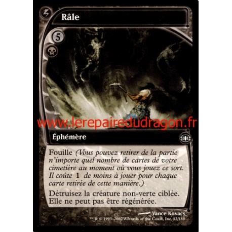 Noire - Râle (C)