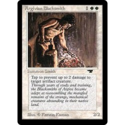 Blanche - Argivian Blacksmith (C) [ATQ] Grading : EX
