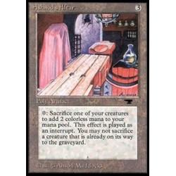 Incolore - Ashnod's Altar (U) [ATQ] Grading : GD