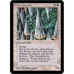 Blanche - Wall of Swords (U) [ALPHA] Grading : NM